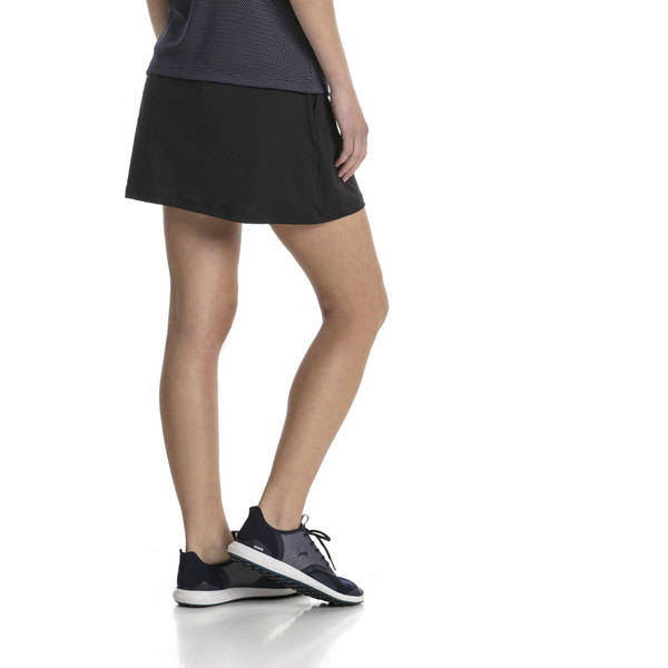 Jupe Golf PWRSHAPE Solid Knit pour femme, Puma Black, large