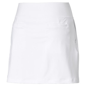 Thumbnail 2 of Golf Damen PWRSHAPE Solid Knit Rock, Bright White, medium