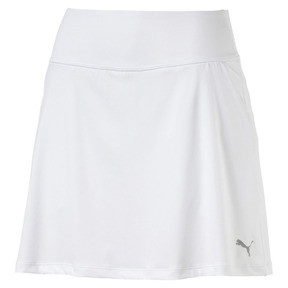 Thumbnail 1 of Golf Damen PWRSHAPE Solid Knit Rock, Bright White, medium