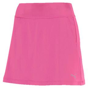 Thumbnail 1 of Women's PWRSHAPE Solid Knit Skirt, Carmine Rose, medium