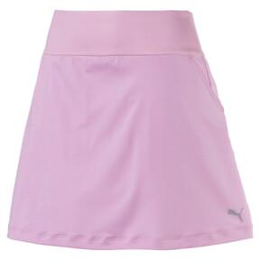 Thumbnail 5 van Golf - effen gebreide PWRSHAPE rok voor vrouwen, Bleekroze, medium