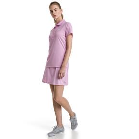Thumbnail 3 van Golf - effen gebreide PWRSHAPE rok voor vrouwen, Bleekroze, medium