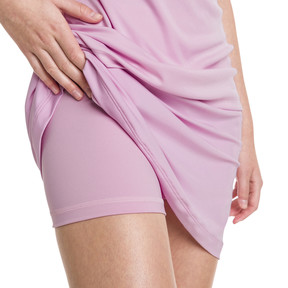 Thumbnail 4 of Golf Women's PWRSHAPE Solid Knit Skirt, Pale Pink, medium