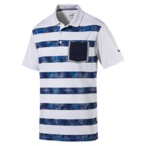 Camo Stripe Polo