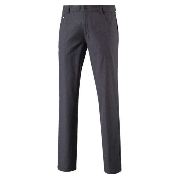 Golf Men's Heather 6 Pocket Pants, QUIET SHADE, large