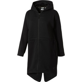 Thumbnail 1 of Evolution Lacing Midlayer Jacket, Puma Black, medium