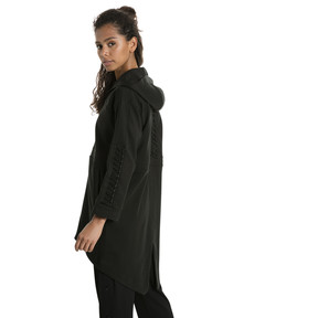 Thumbnail 3 of Evolution Lacing Midlayer Jacket, Puma Black, medium