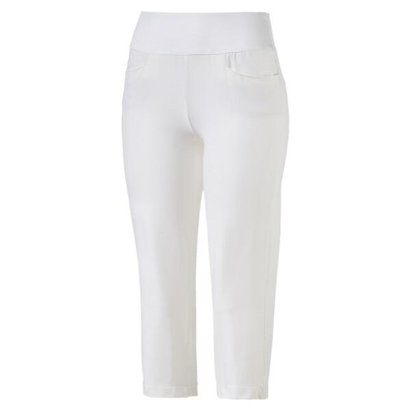 Golf - PWRSHAPE capri-broek voor dames, Bright White, large