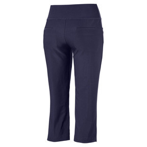 Thumbnail 4 of Golf Women's PWRSHAPE Capri Pants, Peacoat, medium