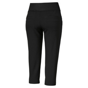 Thumbnail 2 of Golf Women's PWRSHAPE Capri Pants, Puma Black, medium