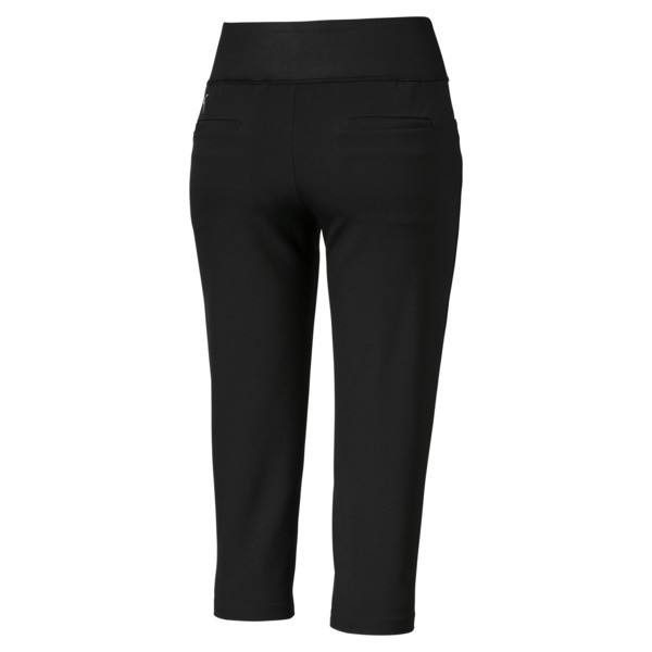 Golf Women's PWRSHAPE Capri Pants, Puma Black, large