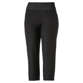 Thumbnail 1 of Golf Women's PWRSHAPE Capri Pants, Puma Black, medium