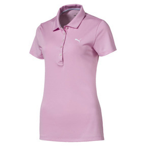 Thumbnail 4 of Golf Women's Pounce Polo, Pale Pink, medium
