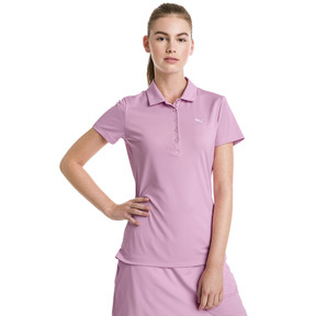 Thumbnail 1 of Golf Women's Pounce Polo, Pale Pink, medium