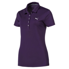 Thumbnail 4 of Golf Damen Pounce Polo, Indigo, medium
