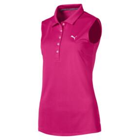 Women's Pounce Sleeveless Polo