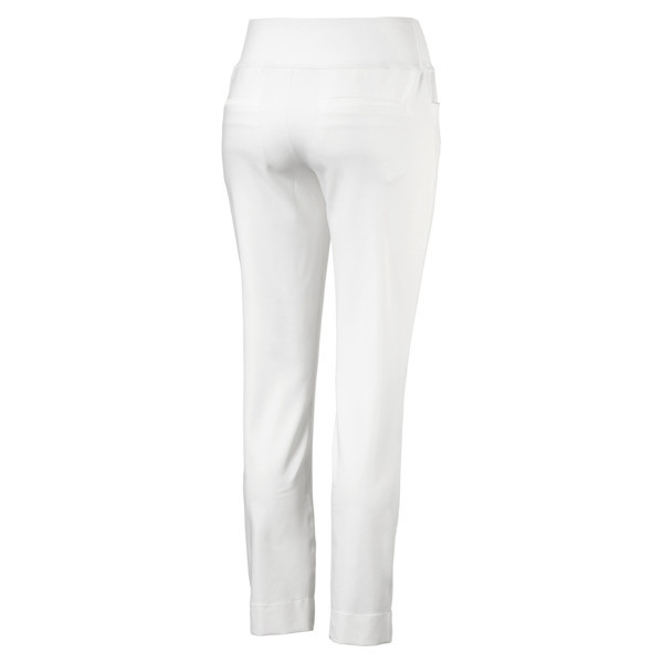 Golf Damen PWRSHAPE Pull On Hose, Bright White, large