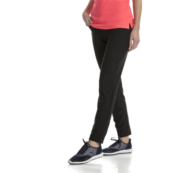 Pantalon Golf PWRSHAPE Pull On pour femme, Puma Black, large