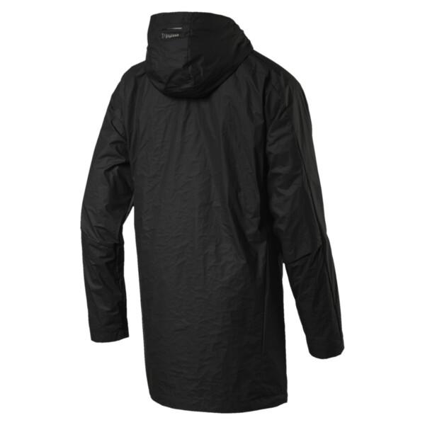 Pace LAB Men's Hooded Jacket, Puma Black, large