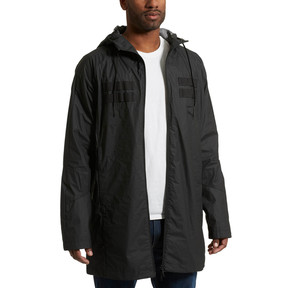 Thumbnail 2 of Pace LAB Men's Hooded Jacket, Puma Black, medium