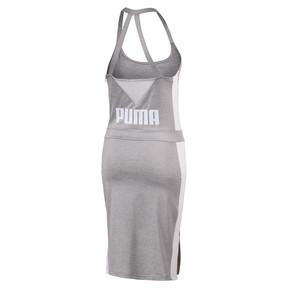 Thumbnail 4 of Archive T7 Women's Dress, Light Gray Heather, medium