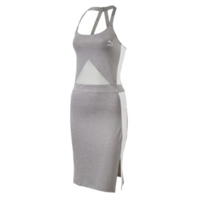 Thumbnail 1 of Archive T7 Women's Dress, Light Gray Heather, medium