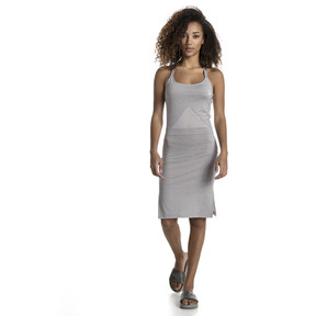 Thumbnail 2 of Archive T7 Women's Dress, Light Gray Heather, medium