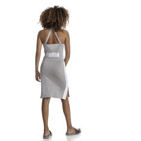 Thumbnail 3 of Archive T7 Women's Dress, Light Gray Heather, medium