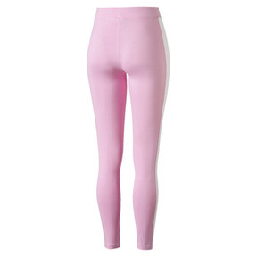 Thumbnail 4 of Legging PUMA Classics Logo T7 , Pale Pink, medium