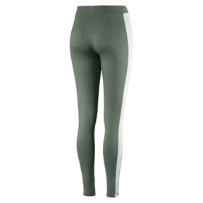 Thumbnail 4 of Classics Logo T7 Women's Leggings, Laurel Wreath, medium