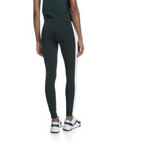 Imagen en miniatura 2 de Leggings clásicos con logo de mujer T7, Ponderosa Pine, mediana