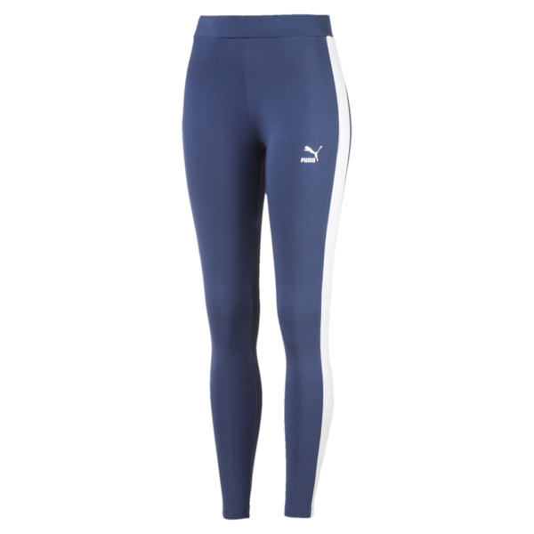 5d8a0b0e8db6b Classics Logo T7 Women's Leggings | Sargasso Sea | PUMA Clothing ...