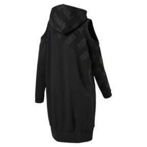 Imagen en miniatura 4 de Vestido de mujer En Pointe, Cotton Black, mediana