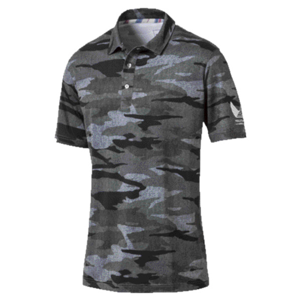 Volition Camo Polo, Forest Night-camo, large
