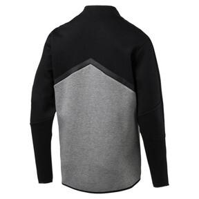 Thumbnail 4 of MERCEDES AMG PETRONAS T7 Men's Sweat Jacket, Puma Black, medium