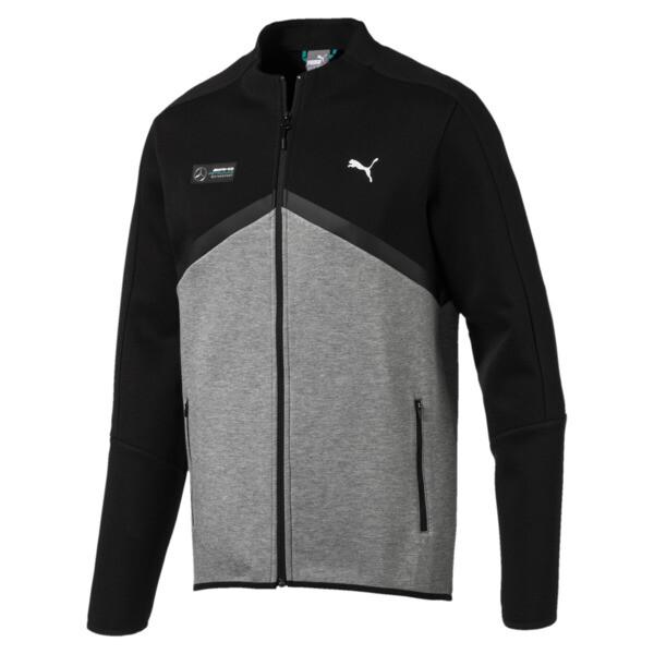 3963c93a404 MERCEDES AMG PETRONAS T7 Men's Sweat Jacket | PUMA Clothing | PUMA ...