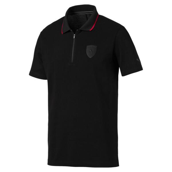 Ferrari Men's Polo, Puma Black, large