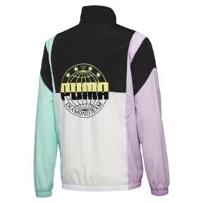 Thumbnail 4 of PUMA x DIAMOND Savannah Track Jacket, Puma Black, medium