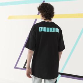 Thumbnail 3 of PUMA x DIAMOND Oversize T-Shirt, Puma Black, medium