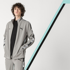 Thumbnail 2 of PUMA x DIAMOND Men's Track Jacket, Puma White, medium