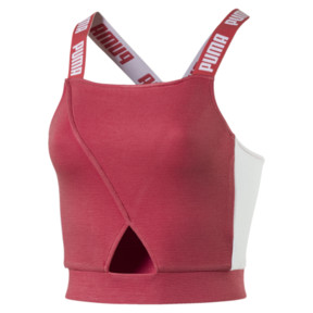 Thumbnail 1 of Archive Women's Crop Top, Spiced Coral, medium
