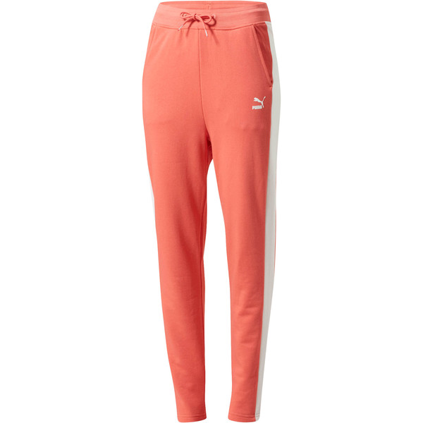Classics Logo Women's Track Pant, Spiced Coral, large