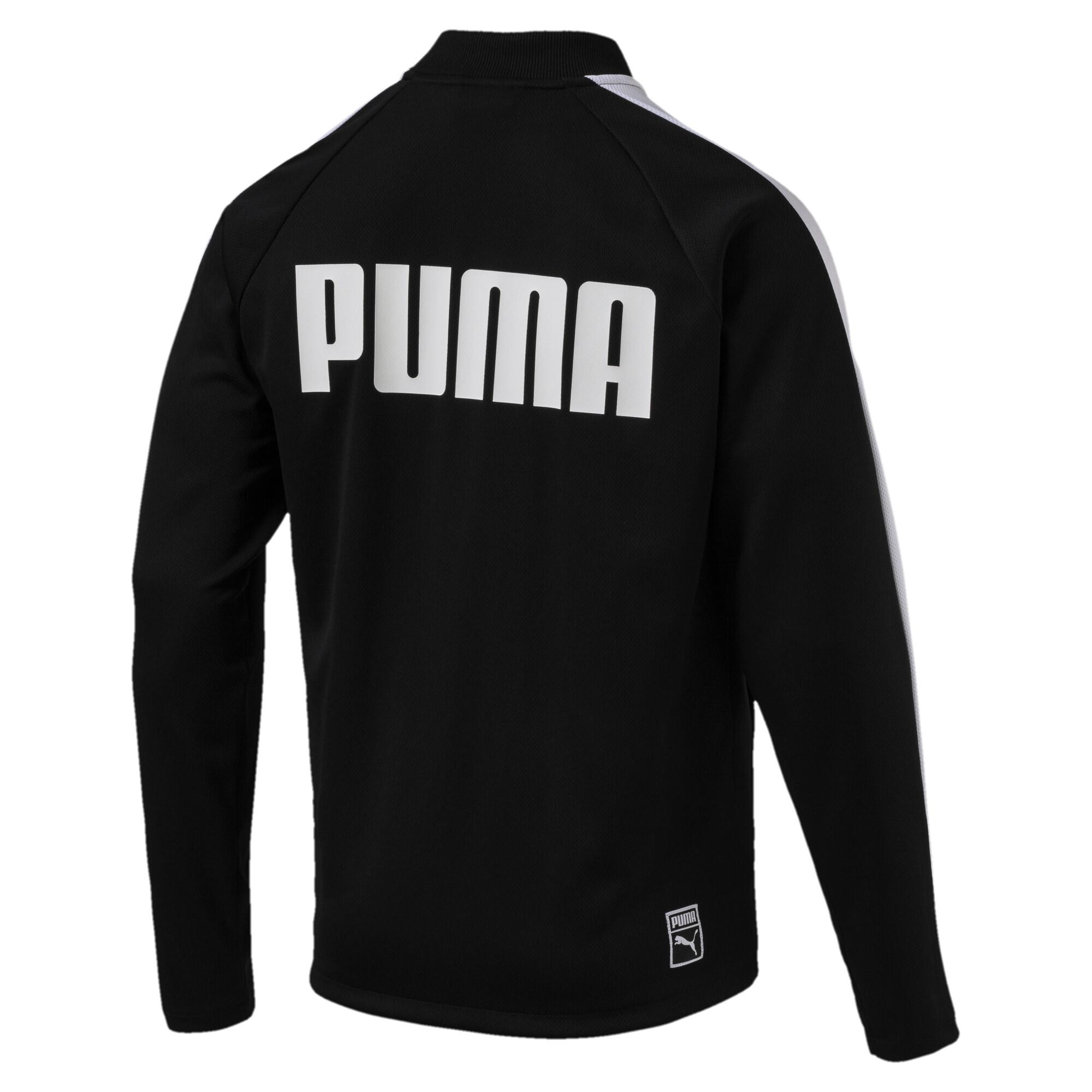 Indexbild 3 - PUMA Archive Herren T7 Summer Jacke Männer Trainingsjacke Sport Classics Neu