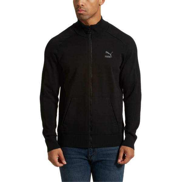 Men's T7 evoKnit Jacket, 01, large