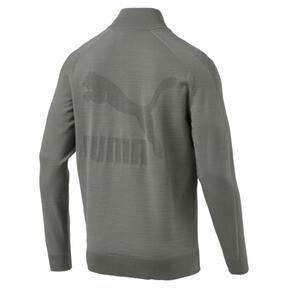 Thumbnail 3 of Men's T7 evoKnit Jacket, Castor Gray, medium