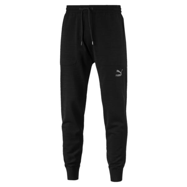 Men's T7 evoKnit Pants, Puma Black, large