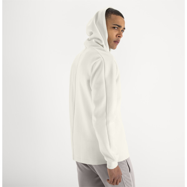 PUMA x BIG SEAN Men's Hoodie, Whisper White, large