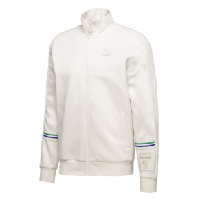 Thumbnail 1 of PUMA x BIG SEAN T7 Track Jacket, Whisper White, medium