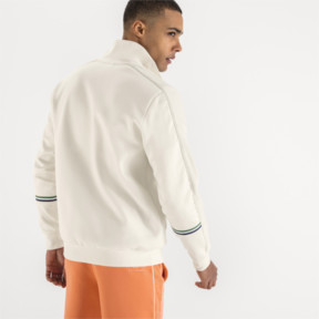 Thumbnail 3 of PUMA x BIG SEAN T7 Track Jacket, Whisper White, medium