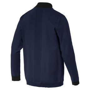 Thumbnail 5 of Golf Men's evoKNIT Wind Sweater, Peacoat, medium